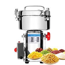 Electric Grain Grinder Mill <b>1000g</b> Powder Machine <b>High</b> Speed