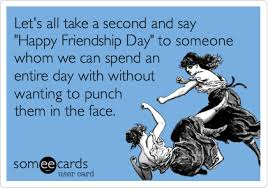 Friendship Day Funny Pictures Messages - Happy Friendship Day Jokes via Relatably.com