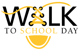 Image result for walk to school day 2015
