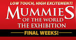EXTENDED! <b>Mummies</b> of the World: The Exhibition - Carnegie ...