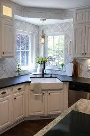corner sinks design showcase: corner sink in kitchen  corner sink in kitchen