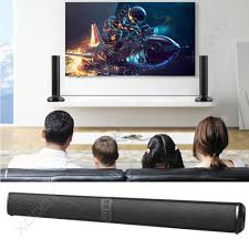 Bluetooth 4.1 3D Surrounded Stereo <b>Sound</b> Bar for TV   Shopee ...