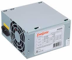 <b>Блок питания ExeGate</b> AA500 500W — купить по выгодной цене ...