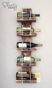 19 creative diy wine rack ideas chic minimalist wine cellar design decorated
