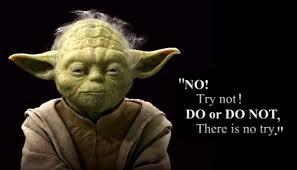 Motivational Quotes in LinkedIn: Why all the Yoda, Yoda, Yoda ... via Relatably.com