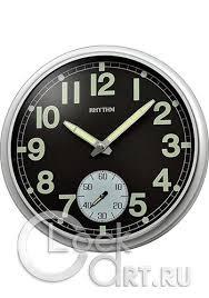 <b>Rhythm</b> Value Added Wall Clocks <b>CMG774BR19</b> - купить ...