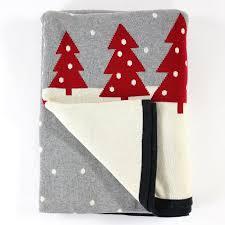 <b>Плед с орнаментом</b> christmas story one из хлопка — купить по ...