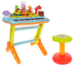 <b>Huile Toys</b> Развивающая <b>игрушка</b> Электронное пианино ...