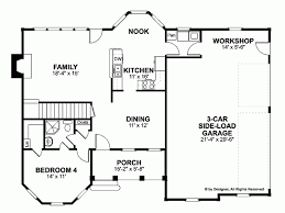 Eplans Country House Plan   Timeless Two Story   Touches of    Level