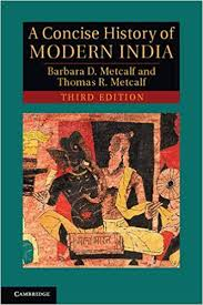 Amazon.com: A Concise <b>History of Modern India</b>, 3rd Edition ...