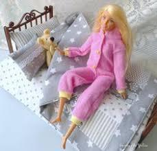Gray doll bedding set <b>6</b> pcs quilt Barbie Monster high Blythe   Etsy