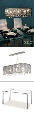 modern dining room roca table the zuo modern blast ceiling lamp is a glamorous lighting piece for th