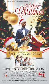 drumline kids rock school of music christmas flyer 2 10 14 2013