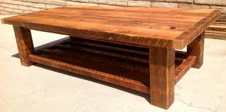 Douglas Fir Kitchen Cabinets Farm Style Coffee Table Solid Douglas Fir Handcrafted Coffee