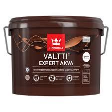 <b>Антисептик Tikkurila Valtti</b> Expert Akva палисандр 9 л купить по ...