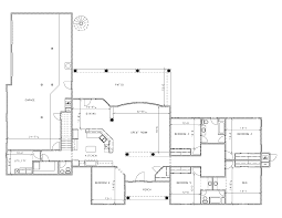 Arizona House Plans  Phoenix Home Inspection and Home Design ServicesSample Flyer Floor Plan