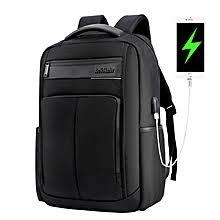 arctic hunter fashionable mens laptop backpack gray usb charging waterproof bag multi function mochila leisure b00121