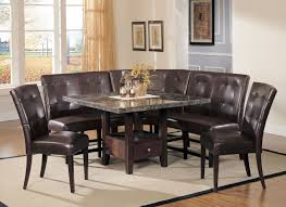Granite Dining Room Tables Hit Modern Dining Furniture Marble Top Square Room Table Dining