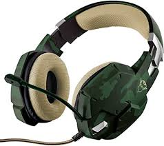 <b>Trust</b> Gaming <b>GXT 322</b> Carus Gaming Headset for PC, Laptop, PS4 ...