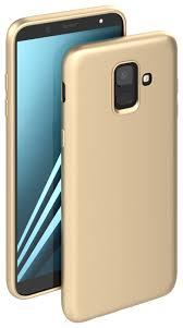 <b>Чехол</b> Case <b>Silk для</b> Samsung Galaxy A6, золотой, <b>Deppa</b> 89011 ...
