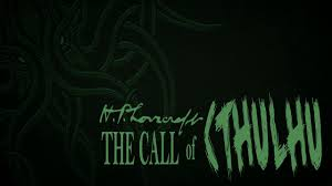 the call of cthulhu h p lovecraft halloween scary stories the call of cthulhu h p lovecraft halloween scary stories creepypastas classic horror