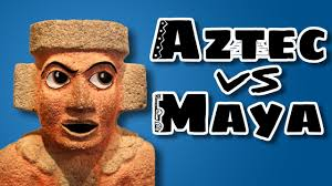 <b>Aztec</b> and <b>Mayan</b> are totally different languages. Sort of. - YouTube