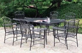 iron patio furniture design
