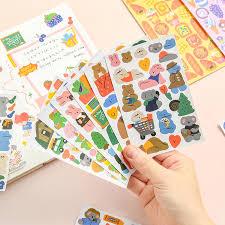 Best Price High quality cute <b>cartoon animals</b> sticker ideas and get ...