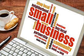 blog com small business word cloud