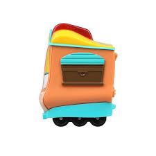 Игрушечный <b>паровозик</b> Роботы-поезда - Джейни от <b>Silverlit</b>, 80161