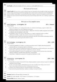 Modern Executive Resume Writing Services   EB Resumes