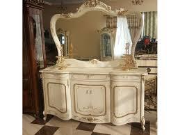 <b>Комод</b> с зеркалом Элиза <b>Белый матовый</b> Слониммебель от ...