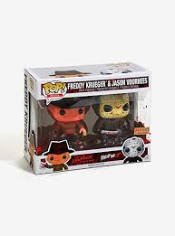 Funko Pop! Movies Freddy Krueger & Jason ... - Amazon.com