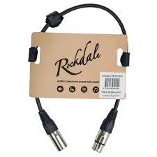 Купить Микрофонный <b>кабель ROCKDALE</b> MC001-<b>50CM</b> в Москве ...