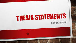 thesis statements how to then do type of essay analytical an 1 thesis statements how to then do