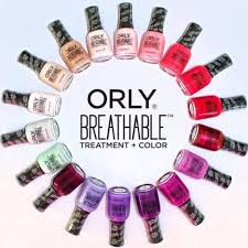 <b>Orly breathable treatment</b> nail polish | Shopee Singapore