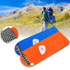 <b>outdoor</b> camping hiking <b>sleeping bag portable</b> folding travel adult ...