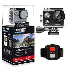 <b>4K Action Cameras</b>: Amazon.co.uk