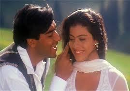 Image result for ajay kajol in movie