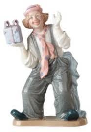 <b>Фигурка</b> «<b>Клоун с подарком</b>» с логотипом купить в Москве (G ...