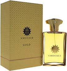 <b>Amouage Gold</b> Man Eau de Parfum, 100 ml: Amazon.co.uk: Luxury ...