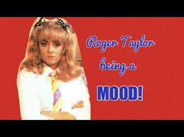 <b>Roger Taylor</b> Being A Mood - <b>Funny</b> Moments - YouTube