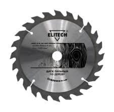 <b>Диск</b> пильный <b>ELITECH 1820.053700</b> - купить по низкой цене в ...