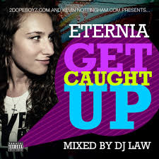 If you're not familiar with Eternia, Get Caught Up, with this mixtape presented by 2dopeboyz and Kevin Nottingham. - Eternia_GetCaughtUp_100dpi