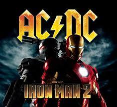 <b>Iron</b> Man 2 (Deluxe Edition) [CD + DVD]: <b>Ac</b><b>Dc</b>: Amazon.ca: Music