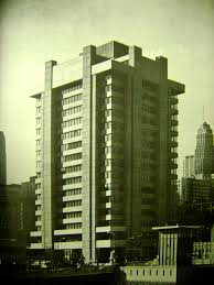 the bluecross blueshield office building architecture