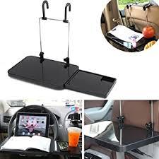 Large <b>Steering Wheel Tray</b> For <b>Car</b> Laptop <b>Holder</b> Mount Eating ...