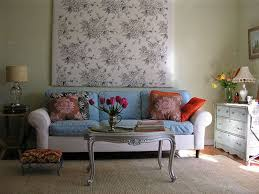 room cute blue ideas: cute living room ideas pattern ornaments stylish with white and blue combined sofa elegant full items