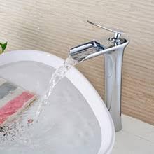 <b>Смеситель</b> для ванной комнаты кран с водопадом высокий ...