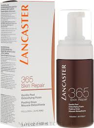 Lancaster 365 Skin Repair Gentle Peel Detoxifying Foam ...